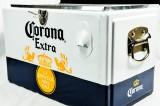 Corona Extra Bier, USA Kühlbox mit Flaschenöffner aus Vollmetall, sehr selten...