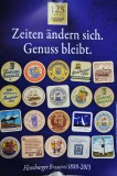 Flensburger Pilsener 125 Jahre Poster, Plakat Zeiten ändern sich I
