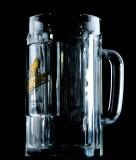 Hasseröder Bier, Staufeneck Seidel, Bierseidel 0,5l