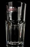 Smirnoff Vodka Glas / Gläser, Longdrinkglas 31cl Yours for the making