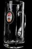 Brinkhoffs Bier, Bierkrug, Bierseidel, Bierglas, 0,5l Rielieffschliff Fidenza