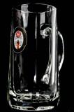 Brinkhoffs Bier, Bierkrug, Bierseidel, Bierglas, 0,4l Rielieffschliff Fidenza