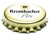 Krombacher Bier, Kronkorken Flaschenöffner, Kapselheber mit Magnet und Aufdreher