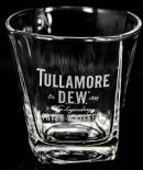 Tullamore Dew Whiskey, Scotch Glas / Gläser, Whiskeyglas, 1829, gedreht, Tumbler