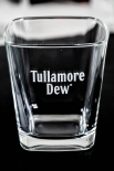 Tullamore Dew Glas / Gläser, Whiskyglas, Tumbler, eckig