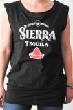 Sierra Tequila, Lang Shirt, Strandkleid schwarze Ausführung, Gr. M Jalesco