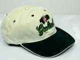 Grolsch Bier, Baseball Cap, Mütze, grün/beige Ausführung