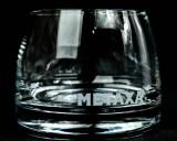 Metaxa Weinbrand Glas / Gläser, Tumbler, starker Boden, Das konische Glas