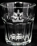 Jacobs Kaffeeglas / Latte Macchiato Glas Kaffeebecher Kaffeetasse