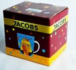 Jacobs Kaffeebecher, Becher, Tasse, Krönung Ritzenhoff Kaffeetasse 4.
