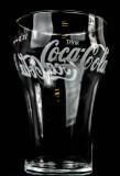 Coca Cola, Glas Classic klar - 0,3l Premix Glas, Becher