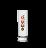 Engel Bier, Clubbecher Bierglas, Biergläser, Glas / Gläser, 0,4 l