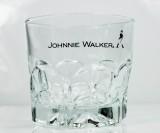 Johnnie Walker Whisky, Gläser, Tumbler, Whiskyglas, Kritallglas, sehr selten