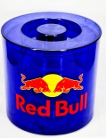 Red Bull Eisbox, Eiswürfelbehälter, Dosen Eiskühler, Ice Bucket