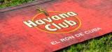 Havana Club Rum, Filz Horizontal Werbebanner, Teppich, Tischdecke Havana