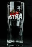 Astra Bier, Bierglas 0,25l Sonderedition St.Pauli Kiez Brauerei