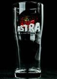 Astra Bier, Bierglas, Probierglas, 0,1l Sonderedition St.Pauli Kiez Brauerei