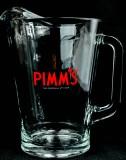 Pimms Gin 1,5l Liter Pitcher, Karaffe, Krug, Glas Pitcher