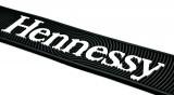 Hennessy Cognac Barmatte, Tresenmatte, Abtropfmatte, HENNESSY
