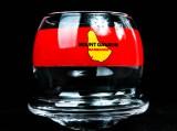 Mount Gay Rum, Gläser, Glas, Rolling Tumbler, Kipp Rumglas das nicht fällt.