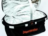Jägermeister Likör, Einkaufskorb, Kühltasche, Thermotasche mit Einkaufschip
