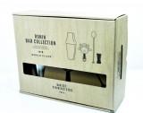 Ronin Bar Collection Cocktail Set Gun Metal, Geschenkbox Premium Cocktail Shaker
