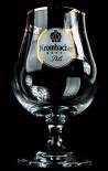 Krombacher Bier, Schwenker, Glas, Gläser, Bierglas, Biergläser Brüssel Goldrand,0,4