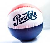 Pepsi Cola, Retro Wasserball, Strandball