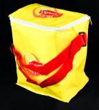 Lipton Ice, XL Kühltasche, Kühlbox, Tragetasche, gelbe Ausführung
