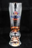 Paulaner LED Leuchtbier, Leuchtglas, Bierglas und LeuchteEuropapokal