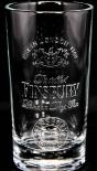 Finsbury Glas / Gläser Destilled Lemon Relief DESIGN Glas - 2 und 4 cl