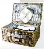 Scavi & Ray Prosecco, 2 Personen Picknickkorb Picnic Basket 13 teilig