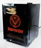 Jägermeister Likör, Gastro Kühlschrank Mini Freezer SC-21, abschließbar