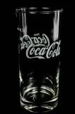 Coca Cola, Longdrinkglas Frozen weiß, Design Amsterdam Becher Wave Glas 0,3l