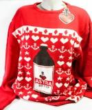 Astra Bier, Weihnachts Strick Pullover Knolle XL, Kiez, Hamburg, Reeperbahn