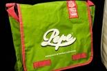 Pepe Tobacco Umhängetasche / Tasche, grün, 30 x 35 x 10cm