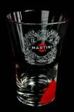 Martini Wermut, Longdrinkglas, Sonderedition, Likörglas, hohe Ausführung