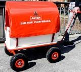 Astra Bier, Bollerwagen, Handwagen, Transportwagen Kein Plan-Wagen