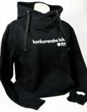 Fritz Cola, Hoodie, Sweatshirt Konkurenzlos Damen schwarze Ausführung Gr. L