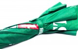Holsten Pilsener Bier, Automatik Regenschirm, Panorama Schirm 104cm Durchmesser