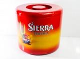 Sierra Tequila, Eiswürfelbehälter, Flaschenkühler, 10L, rot, 3-teilig