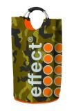 Effect Energy, Umwelt Pfandtasche, Wäschesammler Edelstahlgriffe Camouflage