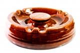Asbach Uralt, XXL Stammtisch Keramik Aschenbecher, sehr hochwertig!!