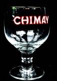 Chimay Bier, Belgisches Beerglas, Bierglas 38cl Abbij vav