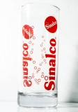 Sinalco Limonade Glas / Gläser, Perle 0,5l Longdrink Glas, Limoglas