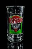 Desperados Bier, Windlicht, Teelicht, Vase, aus Flasche geformt.