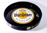 Warsteiner Bier, Serviertablett, Rundtablett, Kellnertablett, Das einzig Wahre
