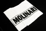 Molinari Sambucca, Kellnerschürze, Bistroschürze, weiße, lange Ausführung