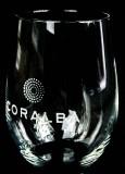 Coralba Acqua Minerale, Wasser, Wasserglas, Ballonglas Vianago 49,5cl