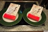 Kraft Miracoli Pasta Set, WMF Besteck Set, grün, Sehr hochwertig-NEU